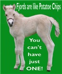 Fjord Horse Chip Design