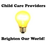 Childcare Providers brighten our world!