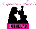 A Woman's Place...