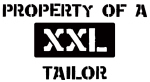 Property of: Tailor