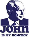 John is My Homeboy