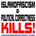 ISLAMOFASCISM & POLITICAL CORRECTNESS KILLS!