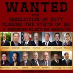 Wanted: Wisconsin State Democrat Senators