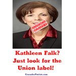Kathleen Falk - Union Owned