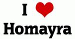 I Love Homayra