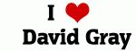 I Love    David Gray