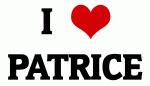 I Love PATRICE
