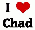 I Love Chad