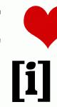 I Love [i]