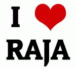 I Love RAJA
