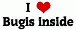 I Love Bugis inside