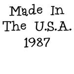 MADE IN U.S.A. 1987