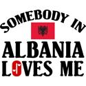 Somebody In Albania