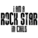 Rock Star In Chile T-shirt