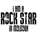 Rock Star In Moldova