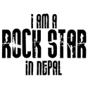 Rock Star In Nepal