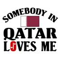 Somebody In Qatar