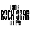 Rock Star In Libya T-shirt