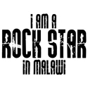Rock Star In Malawi T-shirt