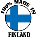 100% Made In Finland T-shirts