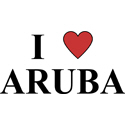 I Love Aruba Gifts