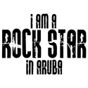 Rock Star In Aruba T-shirts