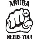 Aruba Needs You