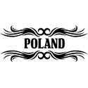 Tribal Poland T-shirts