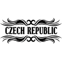Tribal Czech Republic T-shirt
