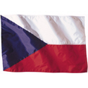 Wavy Czech Flag
