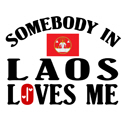 Somebody In Laos T-shirts