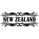 Tribal New Zealand T-shirt