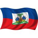 Wavy Haiti Flag