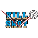 Volleyball Kill Shot