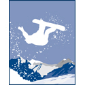 Snowboarding T-shirts