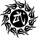 Tribal Kungfu Calligraphy