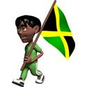 3D Jamaica T-shirt