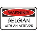 Attitude Belgian
