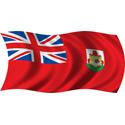 Wavy Bermuda Flag