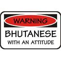 Attitude Bhutanese
