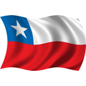 Wavy Chile Flag