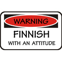 Attitude Finnish