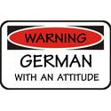 Attitude German