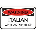 Attitude Italian