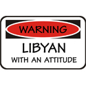 Attitude Libyan