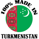 Made In Turkmenistan