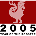 Year Of The Rooster 2005 T-shirt & Gift