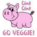 Oink Oink Go Veggie T-shirt & Gift