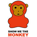 Show Me The Monkey T-shirt & Gift