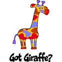 Got Giraffe?